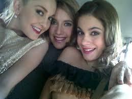 Angie,Violetta,Ludmilla